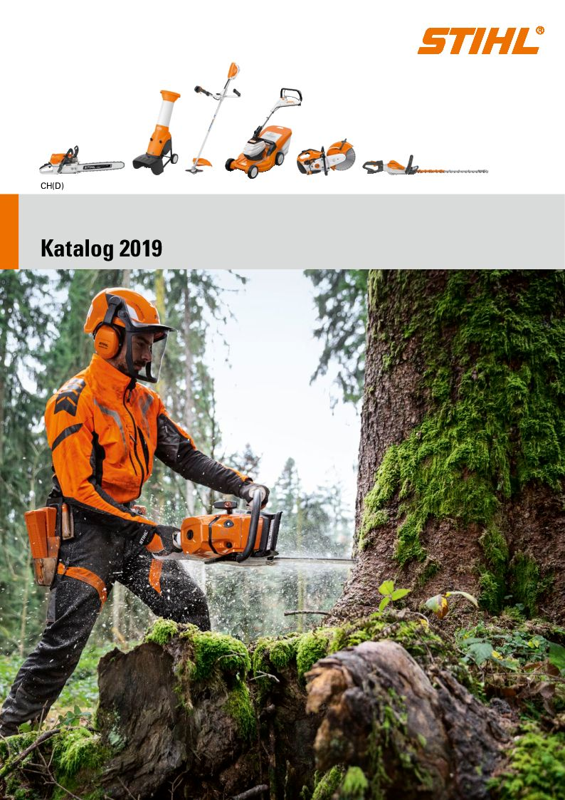 Download Stihl Katalog 2019